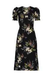 Floral Lee Dress by Reformation at Rent The Runway