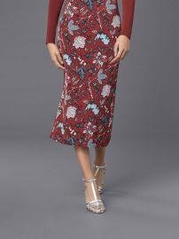 Floral Pencil Skirt by Diane von Furstenberg at Diane von Furstenberg