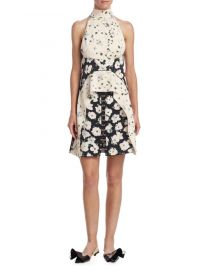 Floral-Print A-Line Dress by Proenza Schouler at Saks Off 5th