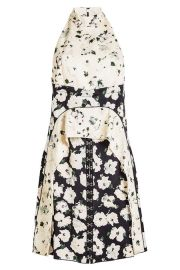 Floral-Print A-Line Dress by Proenza Schouler at Stylebop
