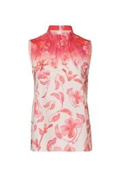 Floral-Print Cotton-Poplin Top by Peter Pilotto at Rent The Runway