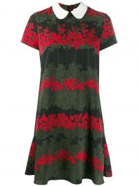 Floral Print Dress by RED Valentino at Farfetch