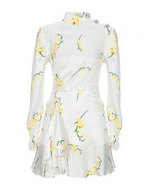 Floral-Print Mini Dress by Alessandra Rich at Yoox