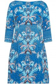 Floral-Print mini Dress by Peter Pilotto at The Outnet
