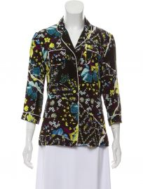 Floral Shirt by Erdem at The Real Real