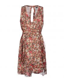 Floral Short Dress by Isabel Marant at Yoox