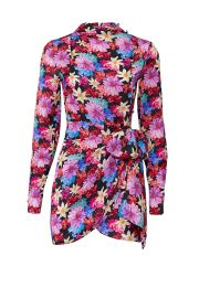 Floral Sleeved Sheath at Rent the Runway