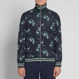 Floral Taped Track Top by Kenzo at End Clothing