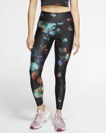 Floral Training Leggings by Nike at Nike
