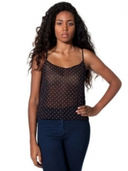 Floral chiffon camisole by American Apparel at Amazon