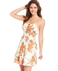 Floral dress by Speechless at Macys