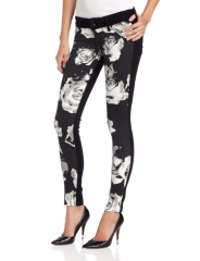Floral jeans by Hudson at Amazon