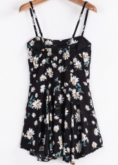 Floral jumpsuit at She Inside