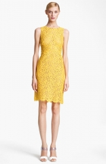 Floral lace shift dress by Michael Kors at Nordstrom