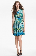 Floral print dress at Nordstrom at Nordstrom
