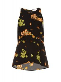 Floral stuart top by ALC at Matches