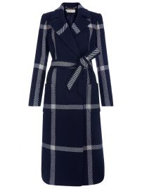 Florina Check Coat by Hobbs at John Lewis
