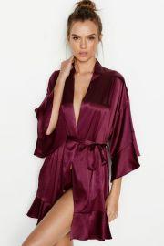 Flounce Sleeve Kimono at Victorias Secret