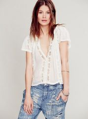 Flower Chain Top at Free People