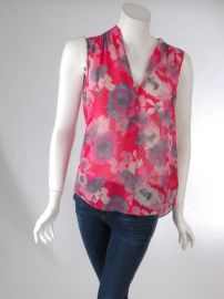 Flower Press Top by Rebecca Taylor at Fuschia