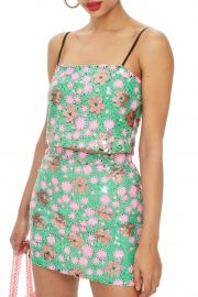 Flower Sequin Camisole at Nordstrom Rack