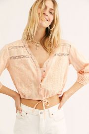 Follow your heart top at Free People