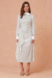 Foolish Long Sleeve Dress by Keepsake at Fashion Bunker