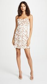 For Love  amp  Lemons Beatrice Mini Dress at Shopbop