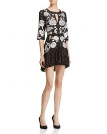 For Love  amp  Lemons Mallorca Embroidered Dress at Bloomingdales