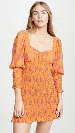 For Love  amp  Lemons Peony Mini Dress at Shopbop