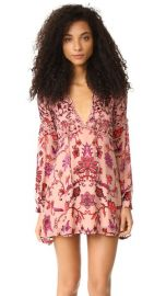 For Love  amp  Lemons Saffron Mini Dress at Shopbop