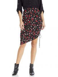 For Love Lemons Molly Drawstring Skirt at Amazon