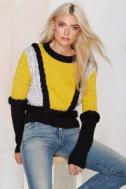 For Love and Lemons Billy Sweater at Nasty Gal