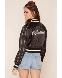Forever 21 California Souvenir Jacket  at Forever 21