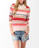 Forever 21 sweater at Forever 21