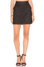 Frame Denim Le Mini Skirt at Revolve