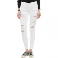 Frame Denim Ripped Skinny jeans at Barneys
