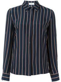 Frame Denim Striped Shirt  - Smets at Farfetch