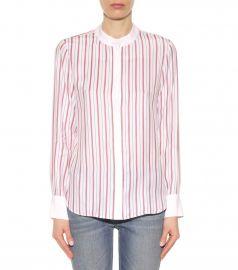 Frame Le Classic silk shirt at My Theresa