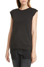 Frame Le Mid Rise Muscle Tee at Nordstrom