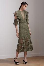 Frameless Midi Dress by Keepsake at Fashion Bunker