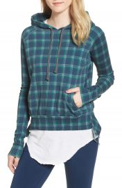 Frank   Eileen Tee Lab Plaid Pullover Hoodie at Nordstrom