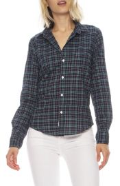Frank and Eileen Barry Plaid Shirt at Ron Herman