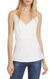 Fray Edge Satin Camisole at Nordstrom Rack