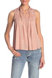 Free People   Western Romance Top   Nordstrom Rack at Nordstrom Rack