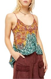 Free People Way You Walk Print Camisole   Nordstrom at Nordstrom