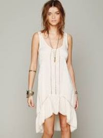 Free People  Parisian Slip in French Vanilla at Free People