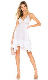 Free People Adella Slip Dress in White from Revolve com at Revolve