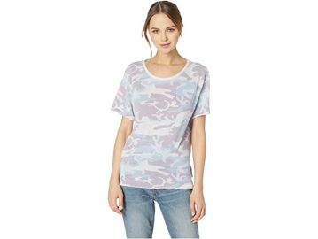 Free People Army Tee at Zappos