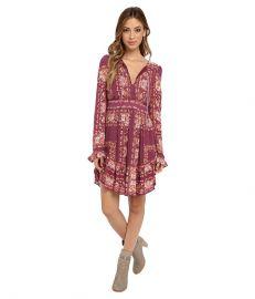 Free People Bridgette Mini Dress at 6pmcom at 6pm